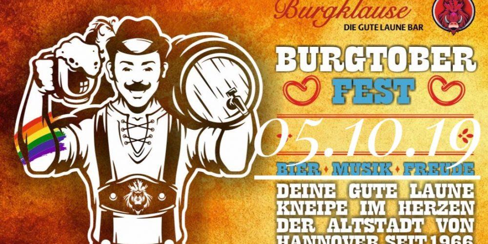 Burgtober Fest