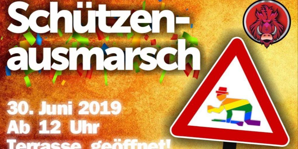 Schützenausmarsch 2019