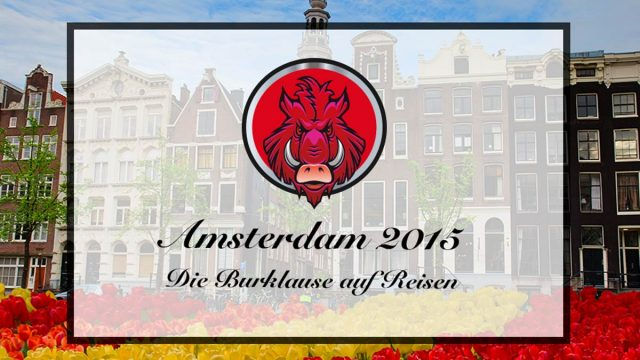 Die Burgklause in Amsterdam | Review 2015