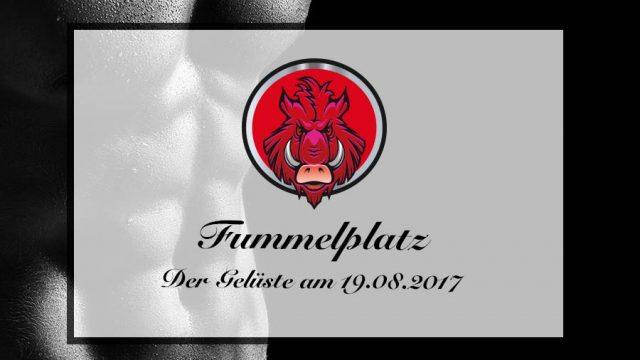 Fummelplatz der Gelüste | 19.08.2017