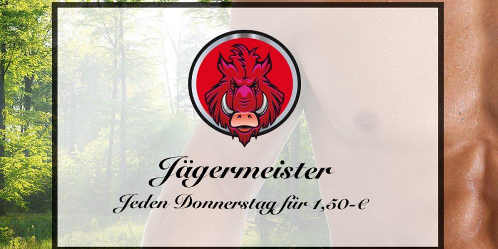 Jägermeister am Donnerstag in der Burgklause