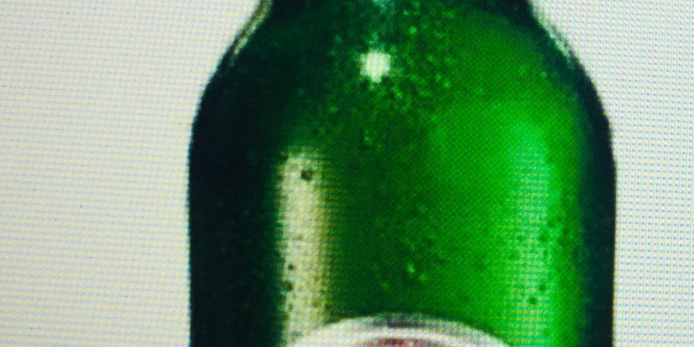 Das gute an der Hitze ist das kalte Bier