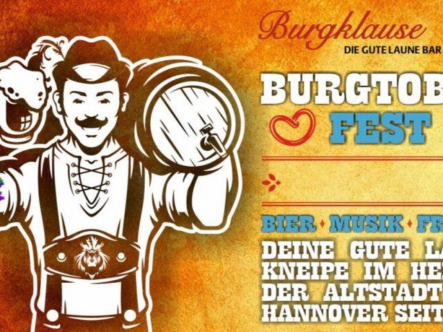 Oktoberfest am 1.10. und 2.20.